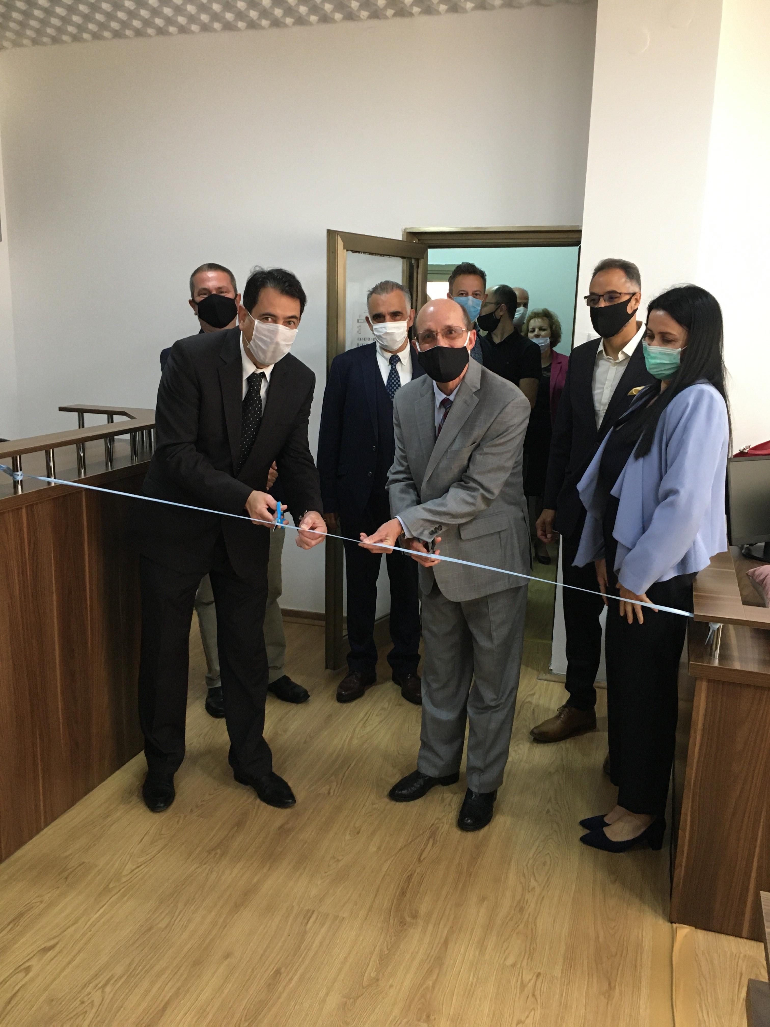 Нова судница у Митровачком региону најновији је корак ка сталном побољшању приступа правосуђу за становнике тог региона.