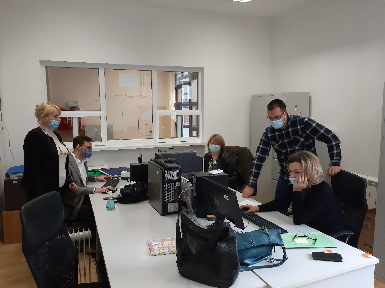 Filloj implementimi i SMIL në Gjykatën Themelore Mitrovicë – Dega Zubin Potok
